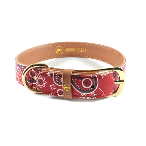 "The single ""Bandana"" Collar - ArgusCollar"