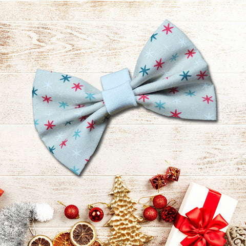 "The ""Jingle"" Dog Bow Tie"