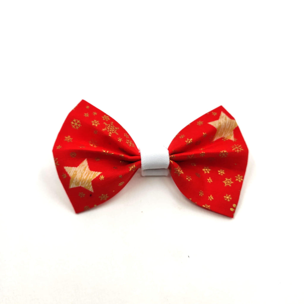 "The ""Starlight"" Dog Bow Tie - ArgusCollar"