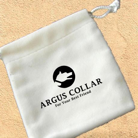 "The single ""BW Squary"" Collar - ArgusCollar"