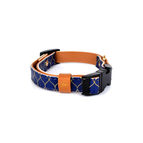 "The ""Gentleman"" Cat Collar - ArgusCollar"