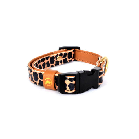 "The ""Jungle"" Cat Collar - ArgusCollar"