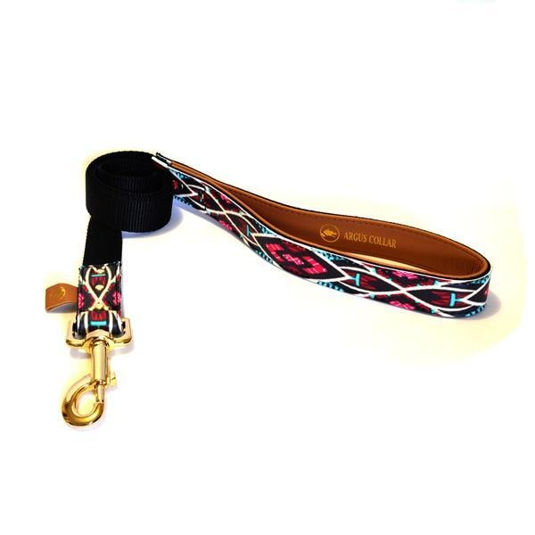 "The ""Boho"" Leash - ArgusCollar"