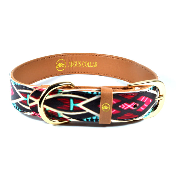 "The single ""Boho"" Collar - ArgusCollar"
