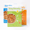 StaySteady Cereal  | 3-Box Pack |  High Protein | Low Sugar | Fiber-Rich