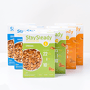 StaySteady Cereal | 6-Box Pack | High Protein | Low Sugar | Fiber-Rich