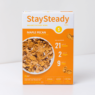 StaySteady Maple Pecan