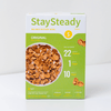 StaySteady Cereal | The Original  |  High Protein | Low Sugar | Fiber-Rich