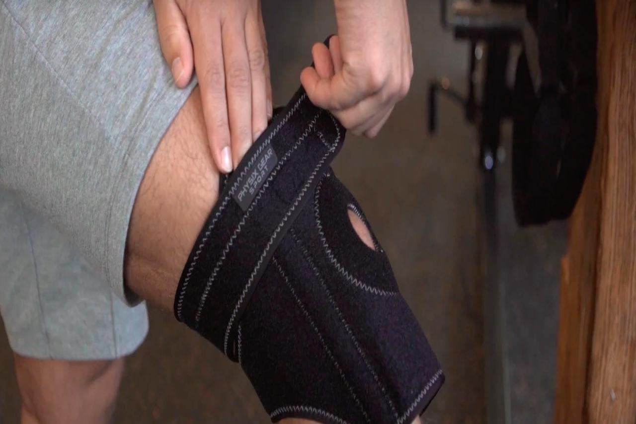 Using a Knee Brace to Manage Arthritis and Knee Pain