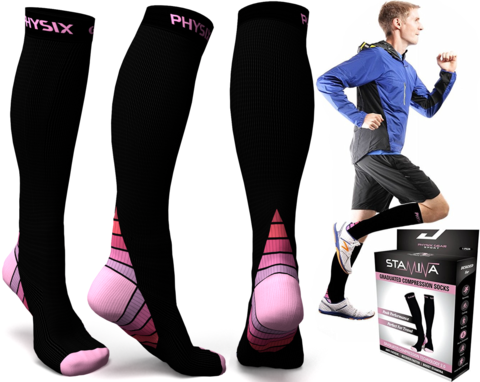 Improve your performance with the help of compression socks