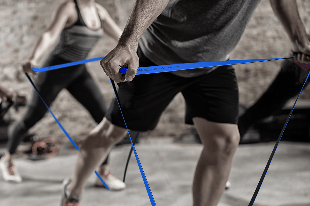 The Difference Between Resistance Loop Bands and Pull Up Bands