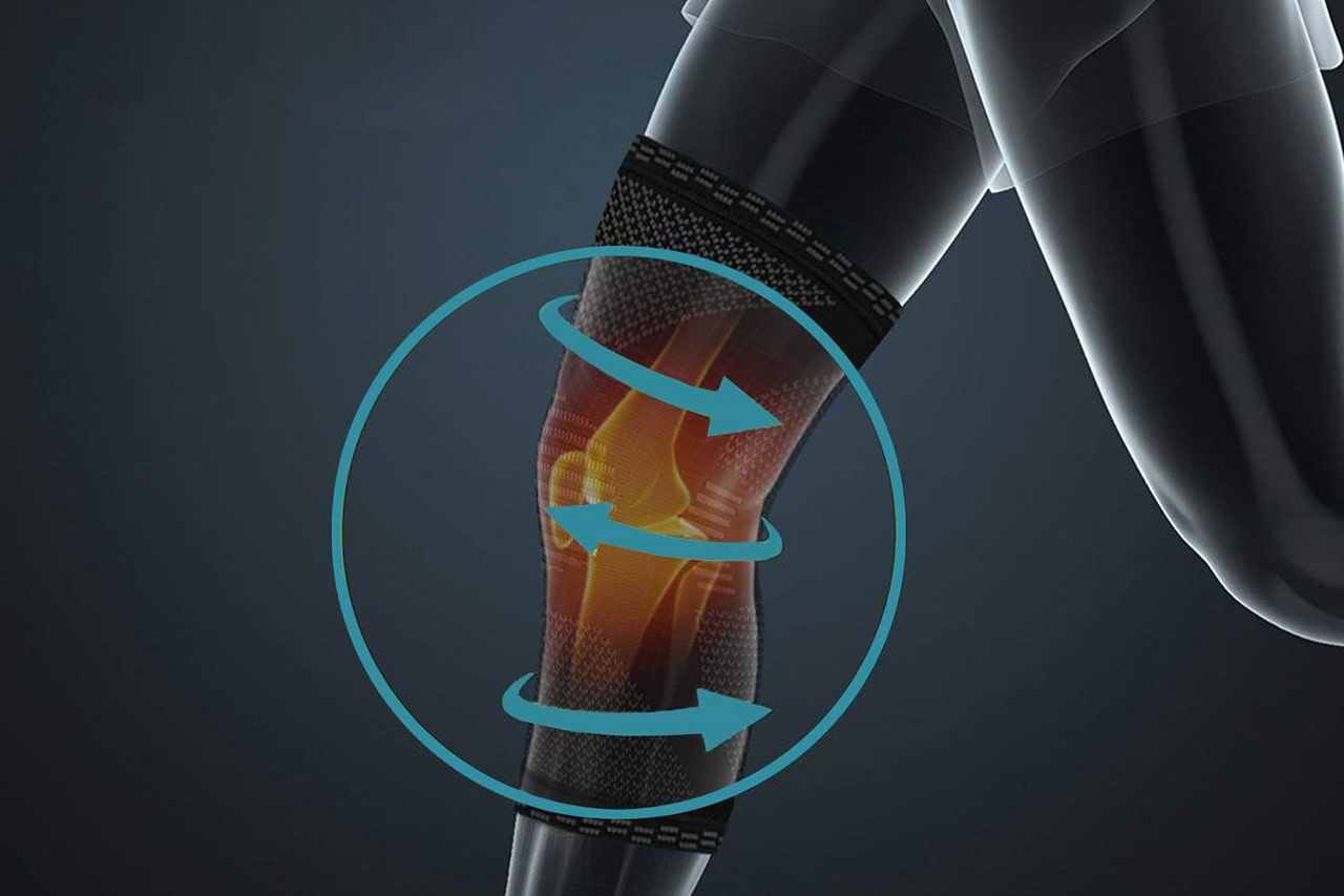 How To Use a Knee Brace to Get Back to Work (Or Your Workout!) Following a Knee Injury