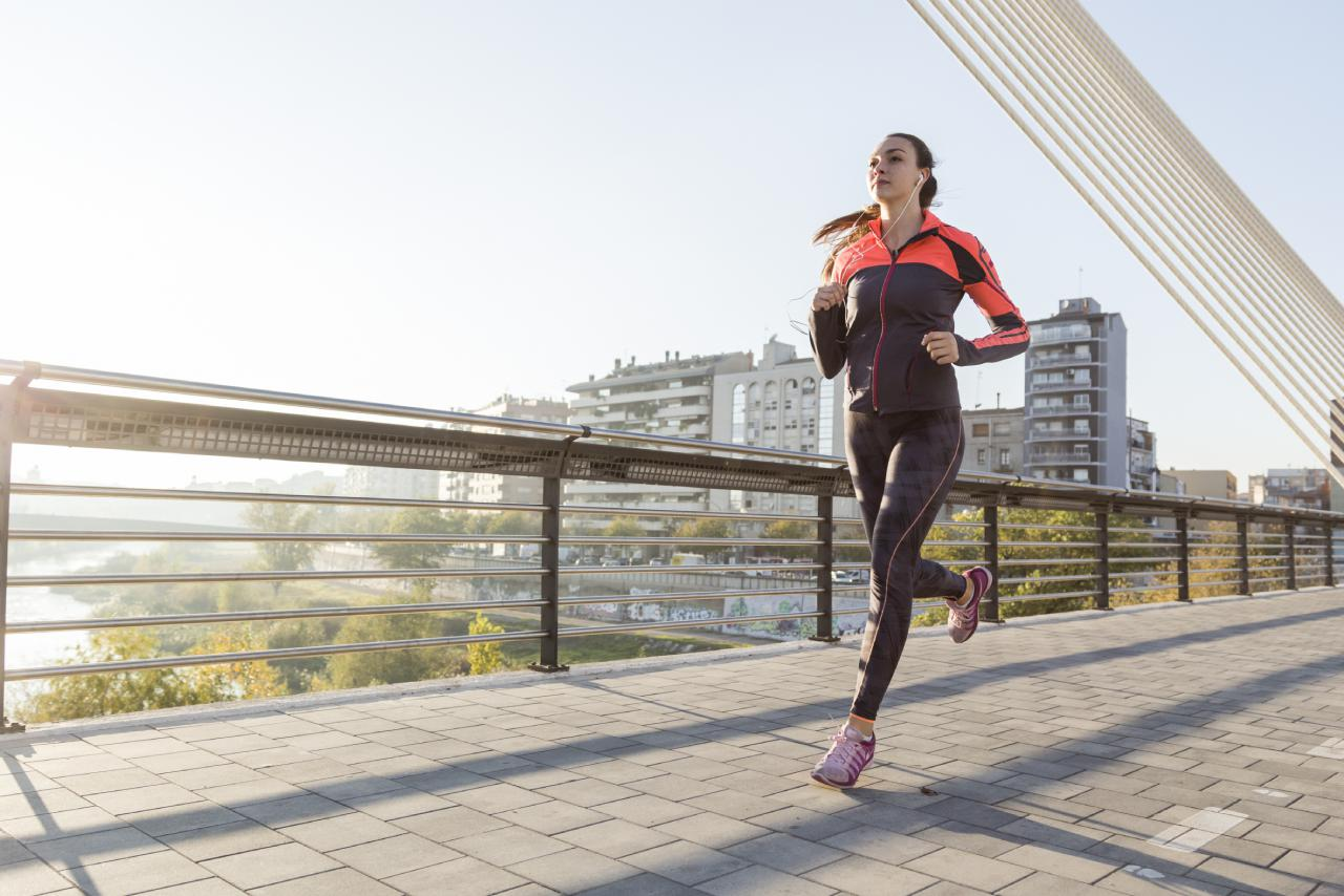 A 5-Stage Running Plan - Ramp Up Your Fitness Routine-Physix Gear Sport