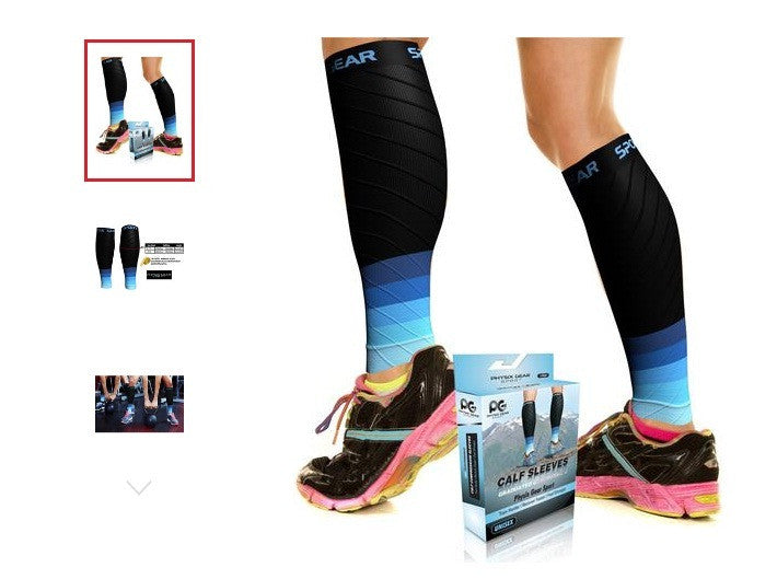 Go Online To Purchase The Best Quality Recovery Calf Compression Sleeve