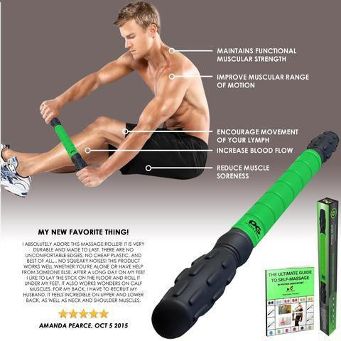 Go online to buy first class quality muscle roller stick from a renowned company-Physix Gear Sport