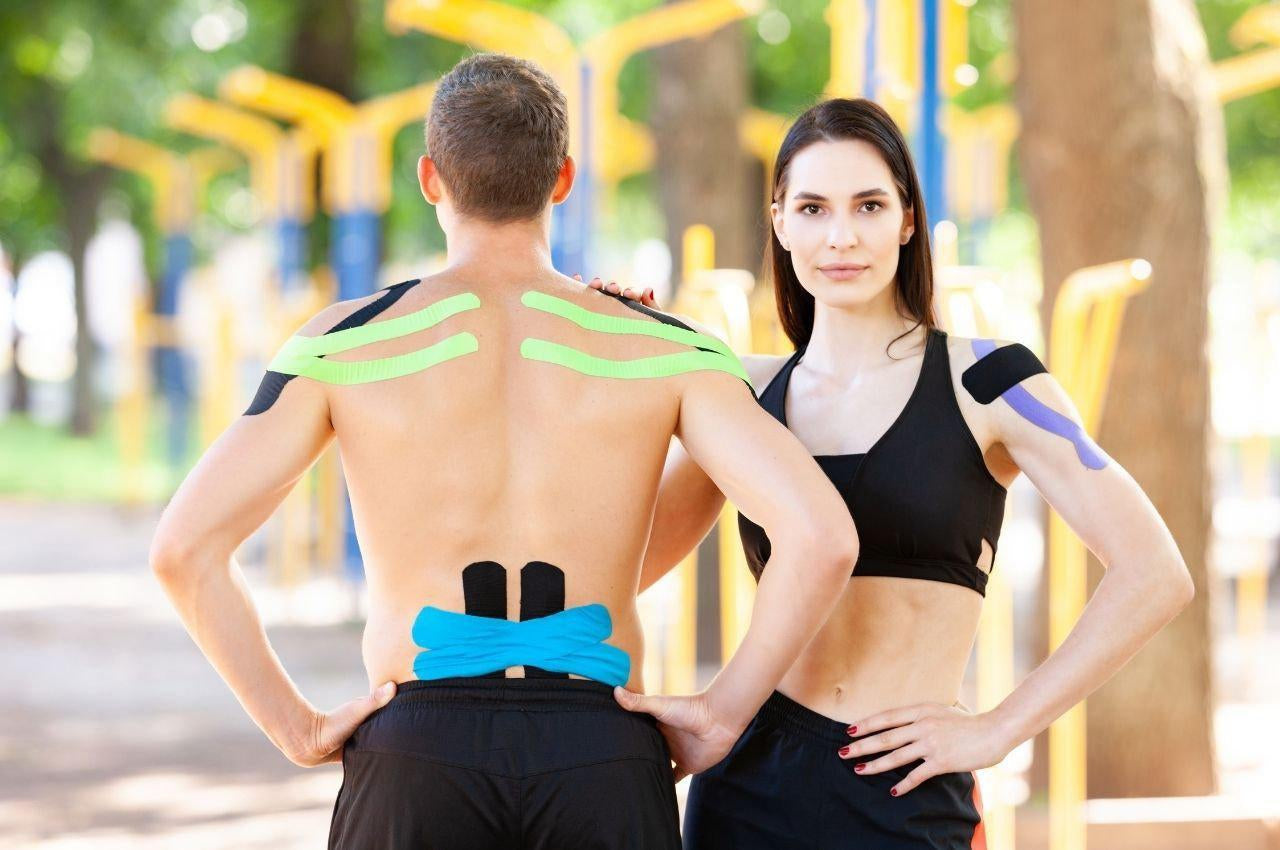How Do I Use Kinesiology Tape?-Physix Gear Sport