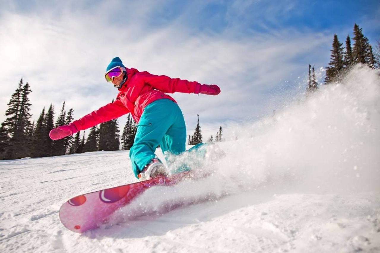 Strength Training For Beginner Snowboarders: 5 Exercises to Make Your First Time Out Easier-Physix Gear Sport