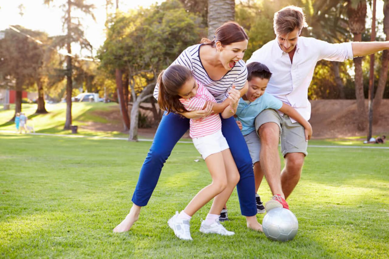 Top 5 Action Items to Get the Family Active-Physix Gear Sport