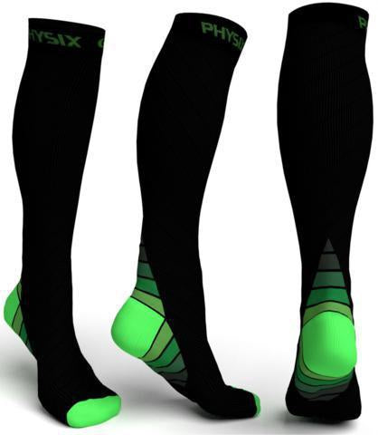 Use top quality compression socks for better sports performance-Physix Gear Sport