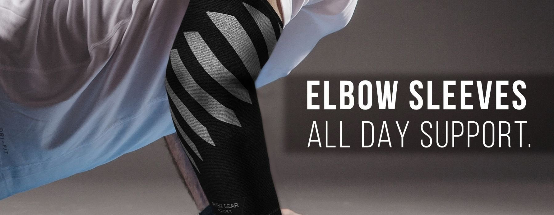 Elbow Sleeves-Physix Gear Sport
