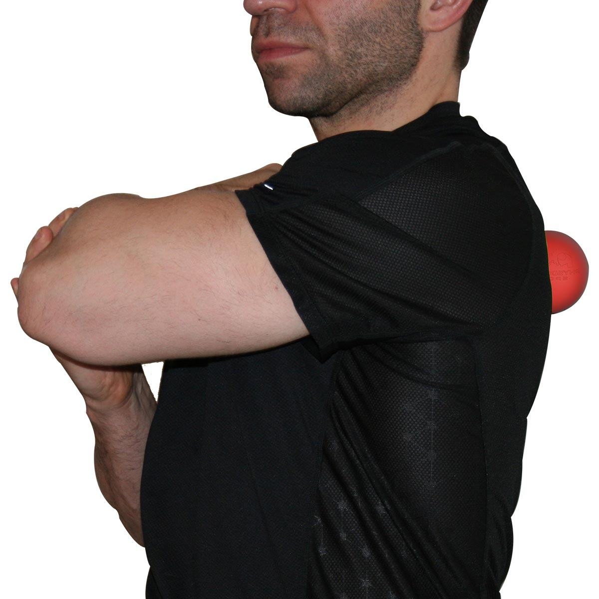 Massage Balls - Lacrosse Red (2 Pack)-Physix Gear Sport