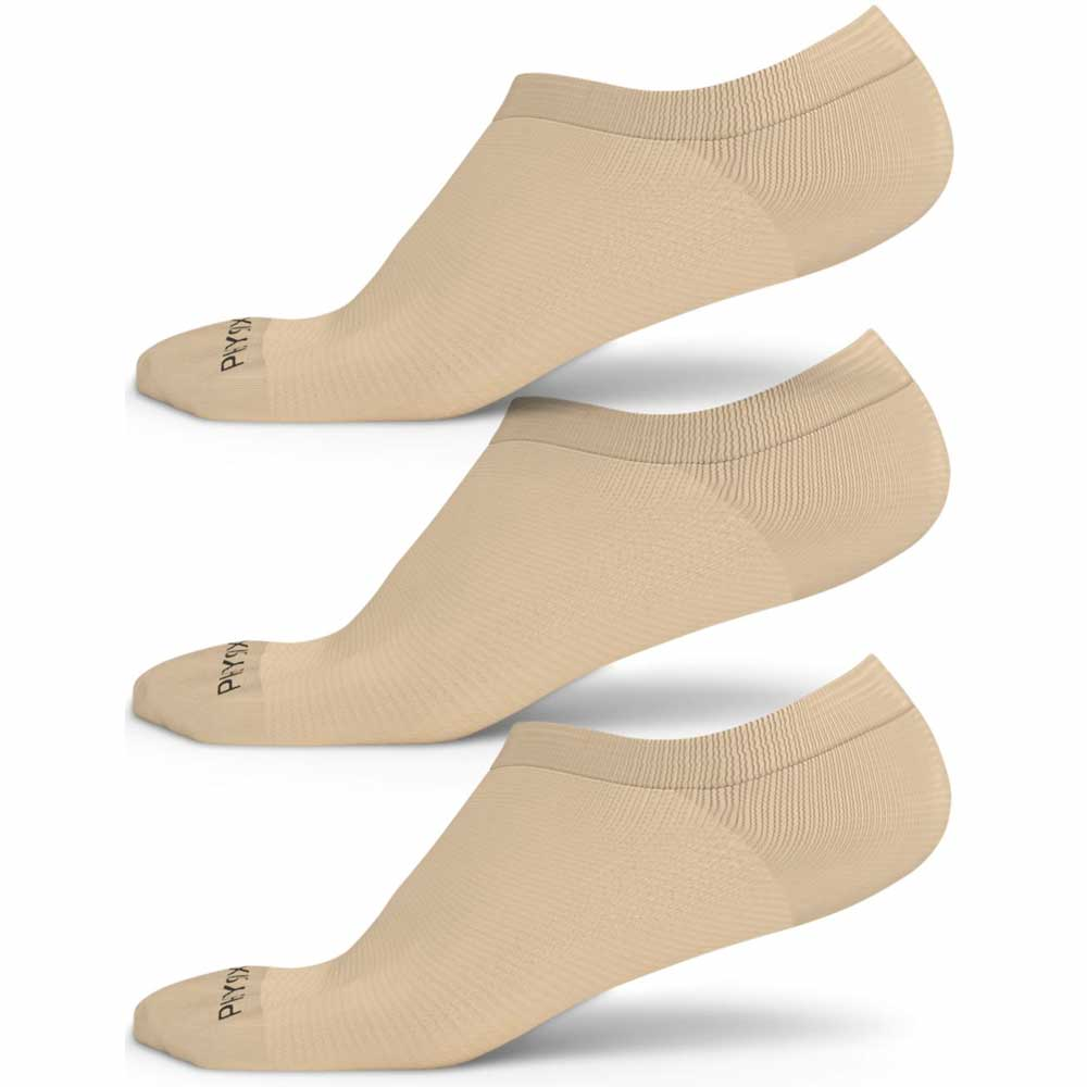 No Show Socks-Physix Gear Sport