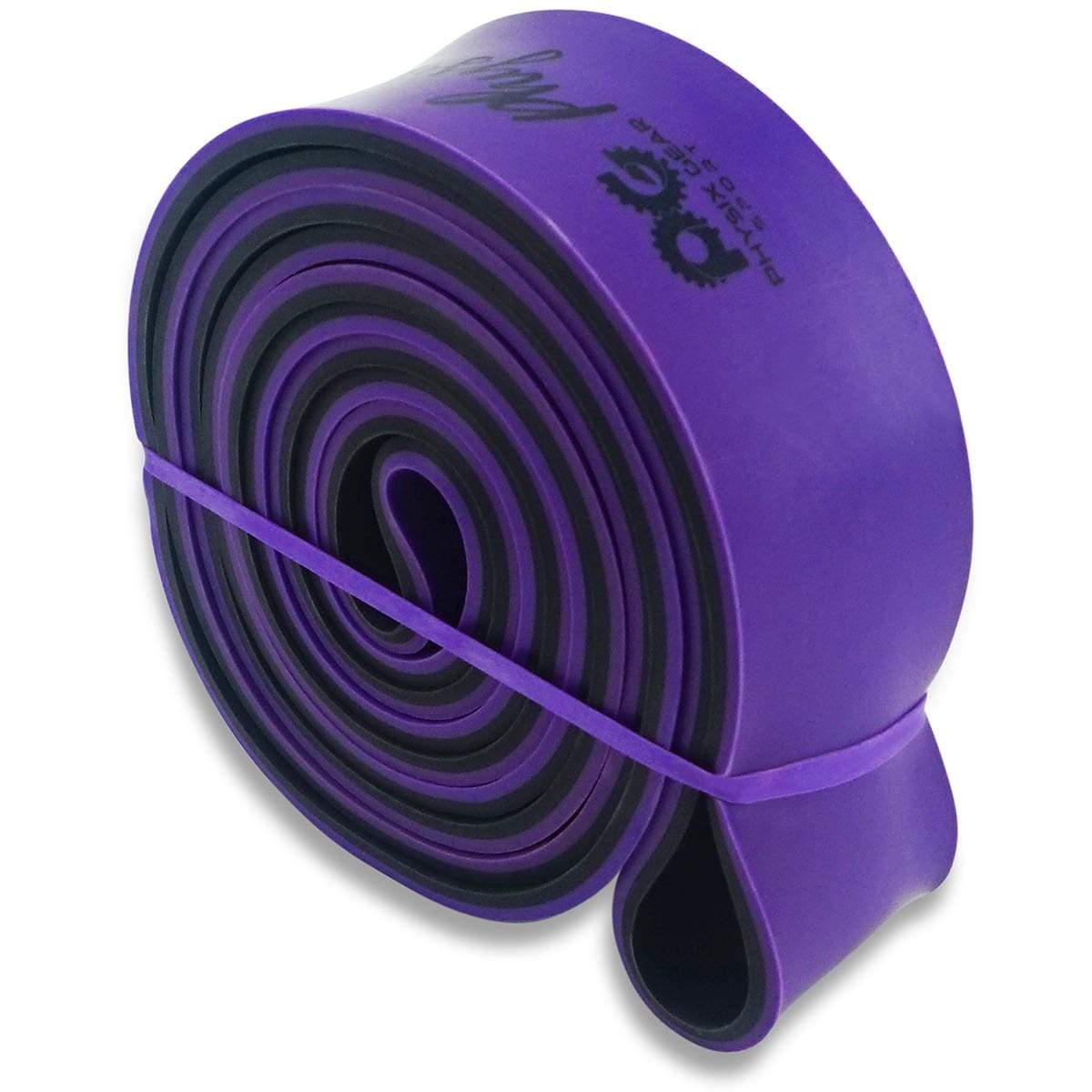 Pull Up Bands - Purple (120lbs-175lbs)-Physix Gear Sport