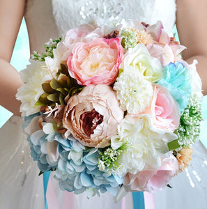 Down the Aisle in Style - Creative Bouquet Ideas