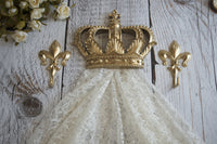 gold crown canopy set