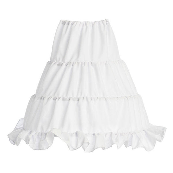 Petticoat, Crinoline, Bridal Crinoline, Girls petticoat, flower girl dress, hoop skirt, girls hoop skirt - maidenlaneboutique