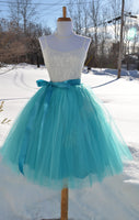 tiffany blue tutu