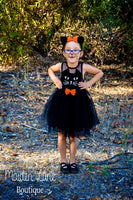 toddler black cat halloween costume