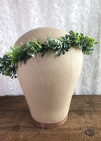 eucalyptus hairband