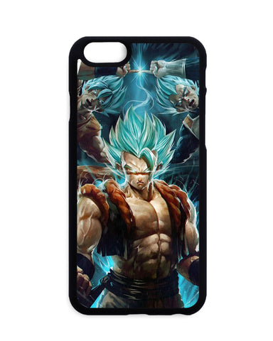 Coque Dragon Ball Super Gogeta Blue God