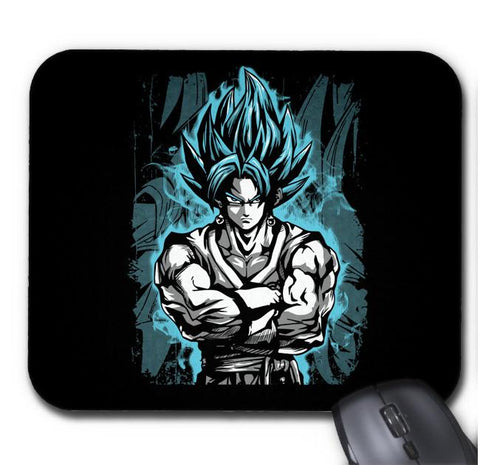 Tapis De Souris Dragon Ball Super Gogeta Blue God