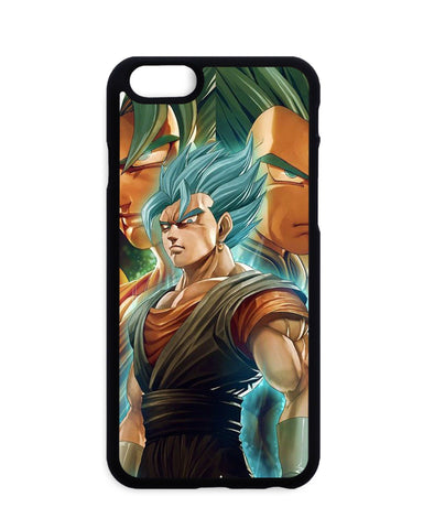 Coque Dragon Ball Super Gogeta SSJ God