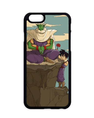 Coque Dragon Ball Z Piccolo X Gohan Training