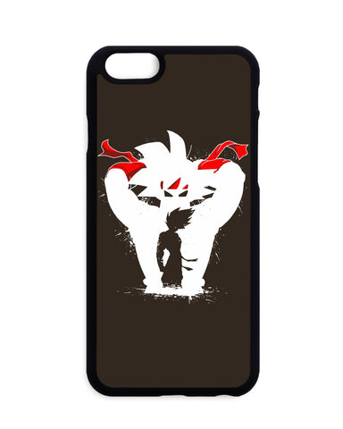 Coque Dragon Ball Z Goku Training