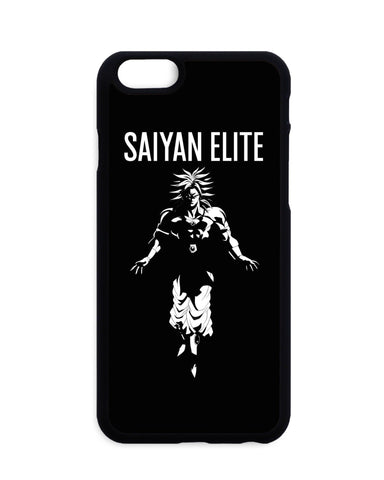 Coque Dragon Ball Z Broly Saiyan Elite