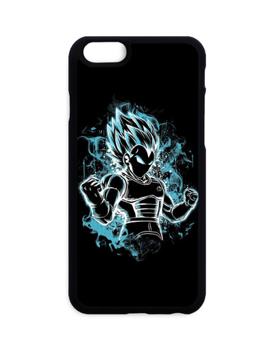 Coque Dragon Ball Super Vegeta SSj God Shadow 2