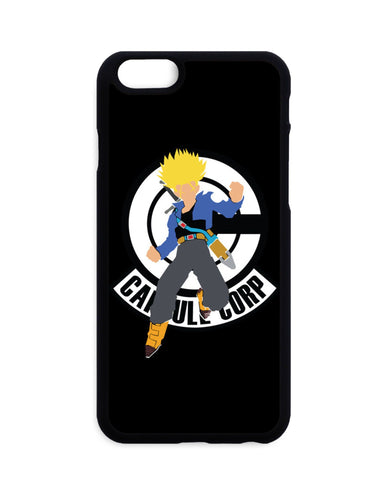 Coque Dragon Ball Z Trunks Capsule Corps