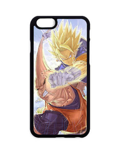 Coque Dragon Ball Z Goku Vs Buu