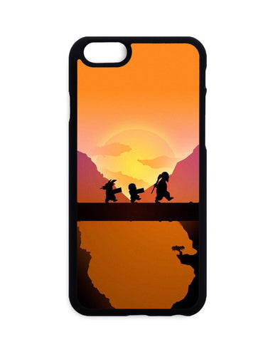 Coque Dragon Ball Goku Story