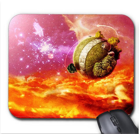 Tapis De Souris Dragon Ball Z Planete Kaio