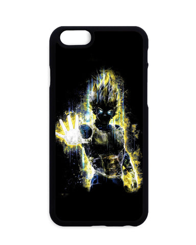 Coque Dragon Ball Z Prince Saiyan Shadow