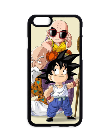 Coque Dragon Ball Goku Origines
