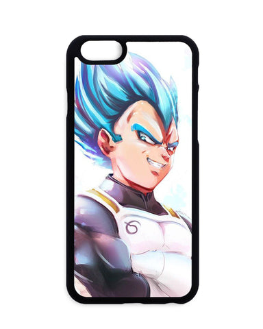 Coque Dragon Ball Super Vegeta SSJ Blue