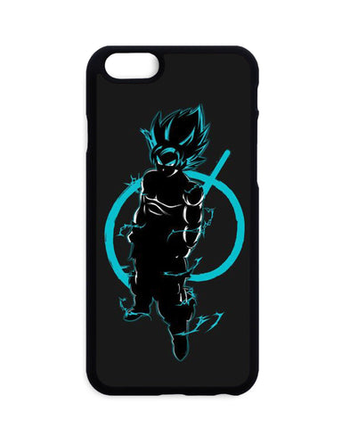 Coque Dragon Ball Super Vegeta SSJ God Symbol