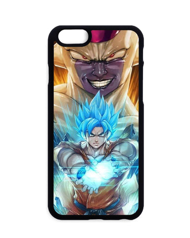 Coque Dragon Ball Super Goku X Golden Freeza