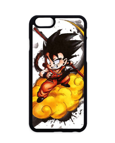 Coque Dragon Ball Goku Kid Kinto Painting
